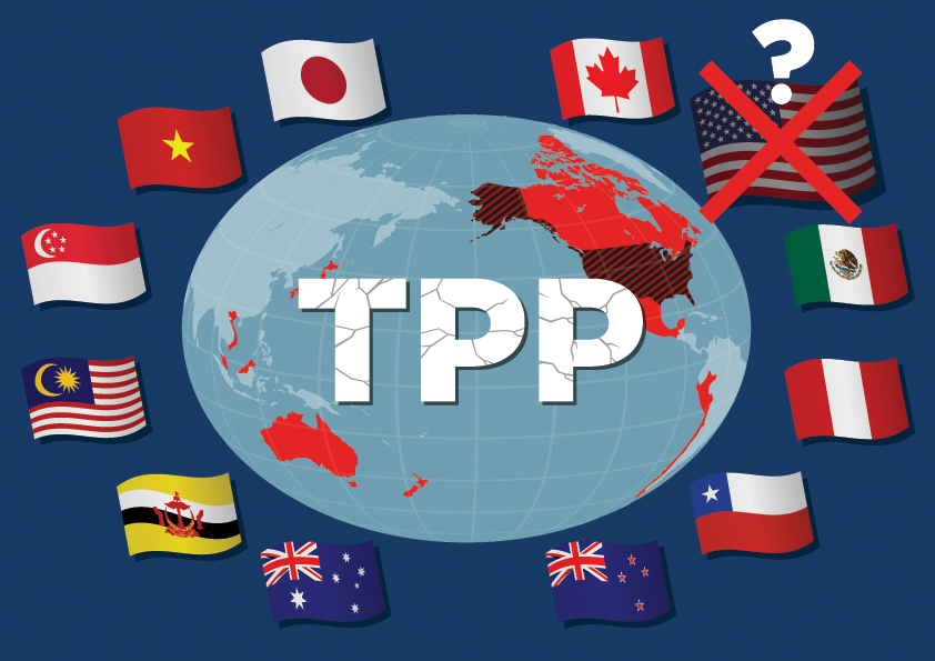 What is the trans pacific deal-4873