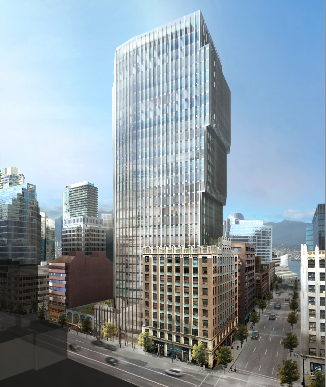 Vancouver Buildings: Starchitects Redrawing Vancouver Skyline