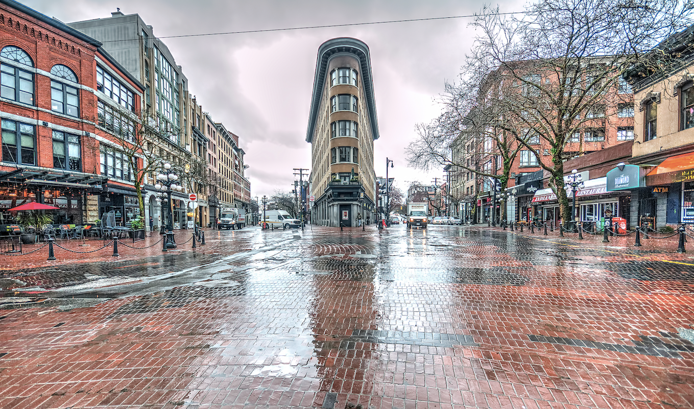 Vancouver S Gastown Enjoys Retail Renaissance Retail