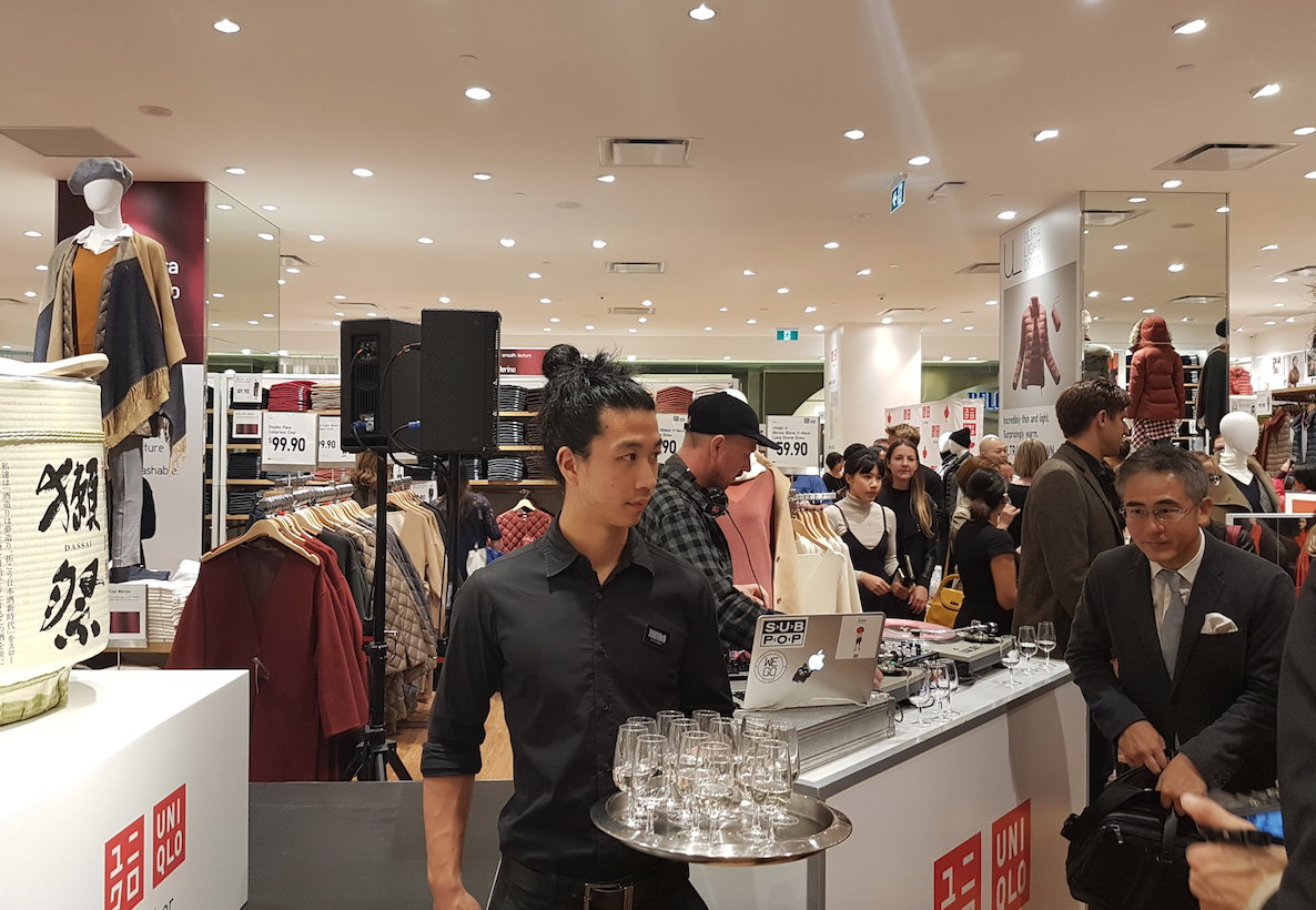 Uniqlo opens first B C  store in Burnaby - Retail