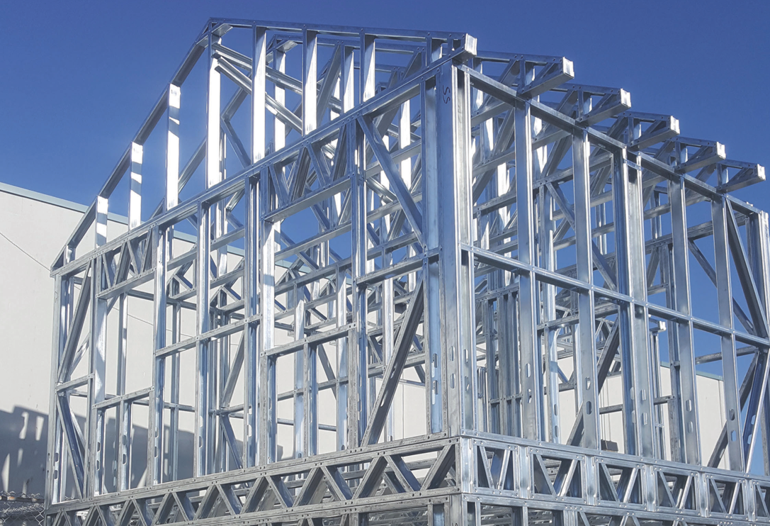 3d Printed Steel Touted As The Future Of B C Home