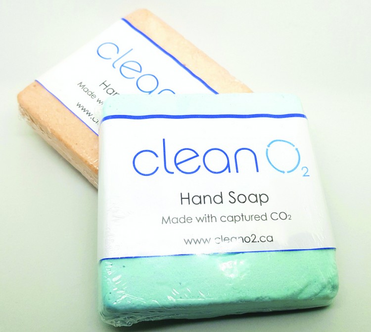 Cealn O2 soap