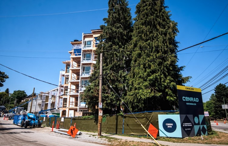 Vancouver developers delay projects in sluggish condo market