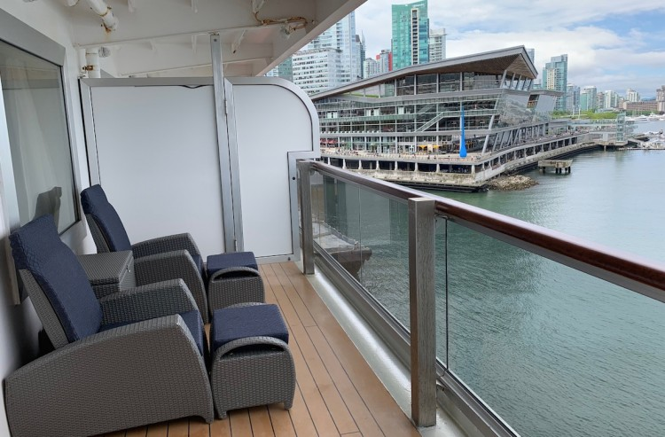 cruise balcony - gk
