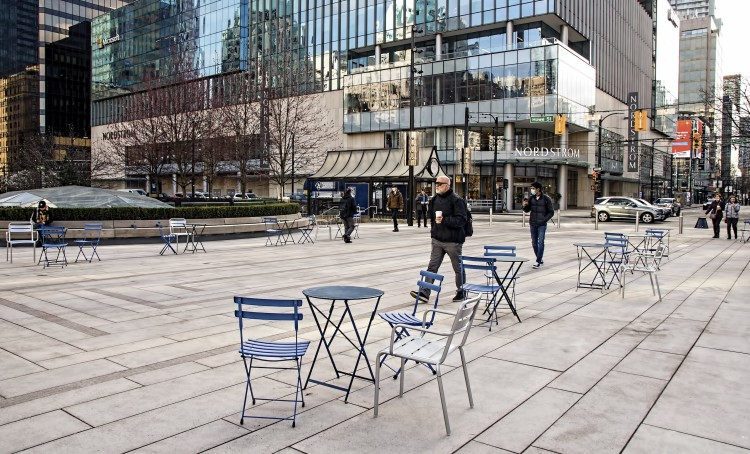 robson square tables - cc