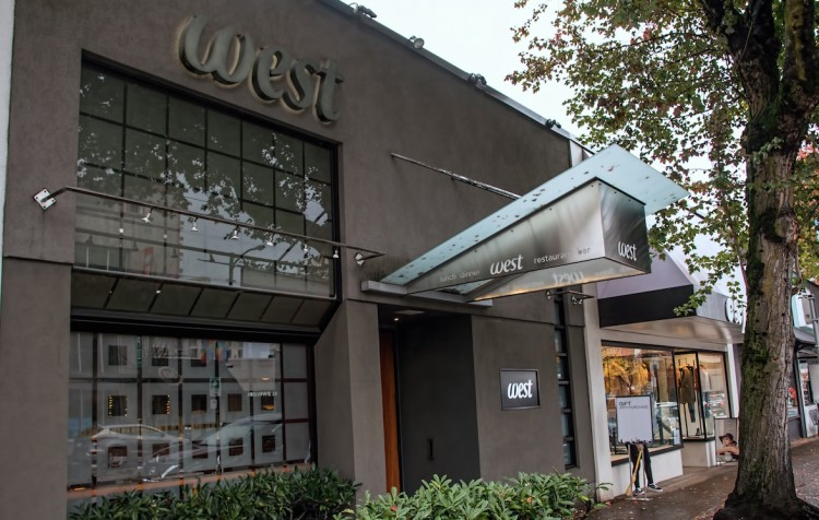 west restaurant - cc