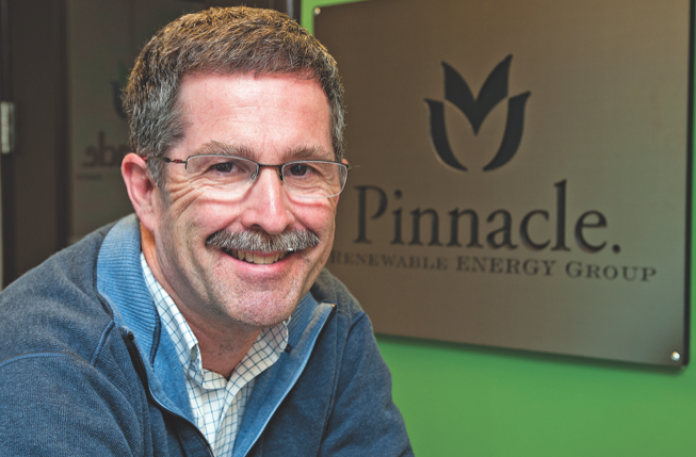 Pinnacle inks deal with Japan for wood pellets