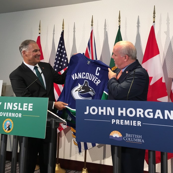 B.C. ponies up another $300k for Cascadia high-speed corridor study