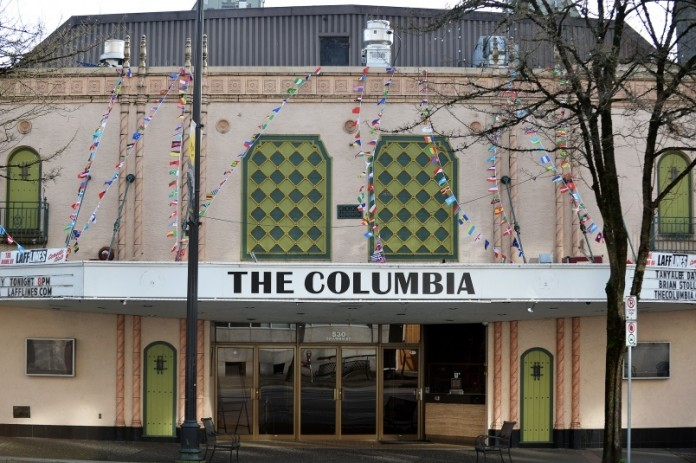 Hotel and condos could be part of plan to revitalize New Westminster's Columbia Theatre