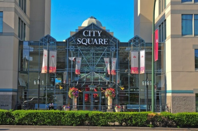 Vancouver's City Square Mall sold for $225m