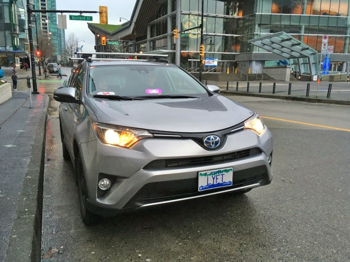 Uber vs. Lyft in Vancouver: Differences quickly emerge between prices, services