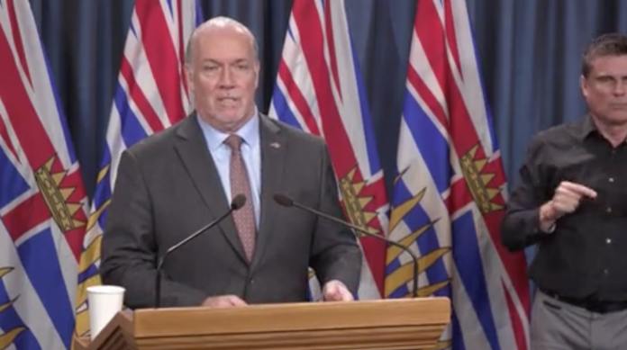 B.C. still mulling lockdown on non-essential businesses