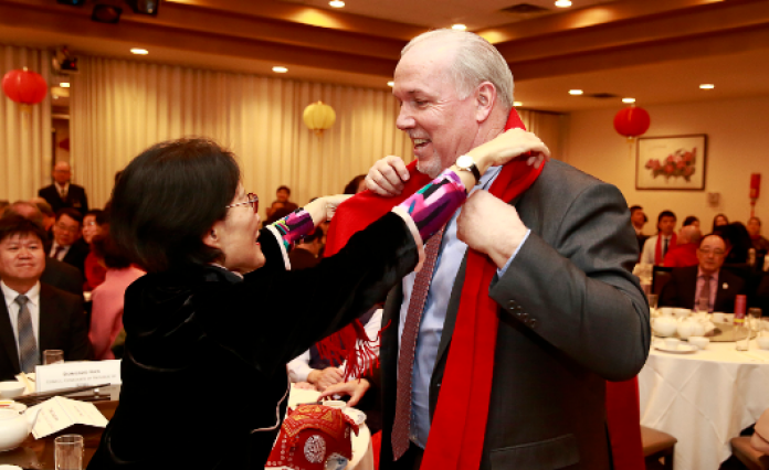 Clock ticks on B.C.-China 'Belt and Road' MOU; Australia punts their own