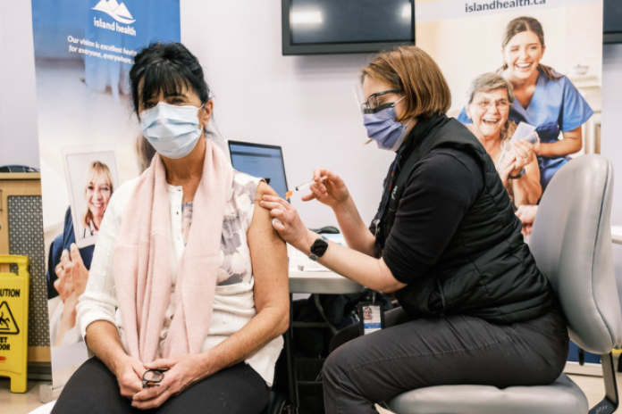 B.C. unveils vaccination plan for general population