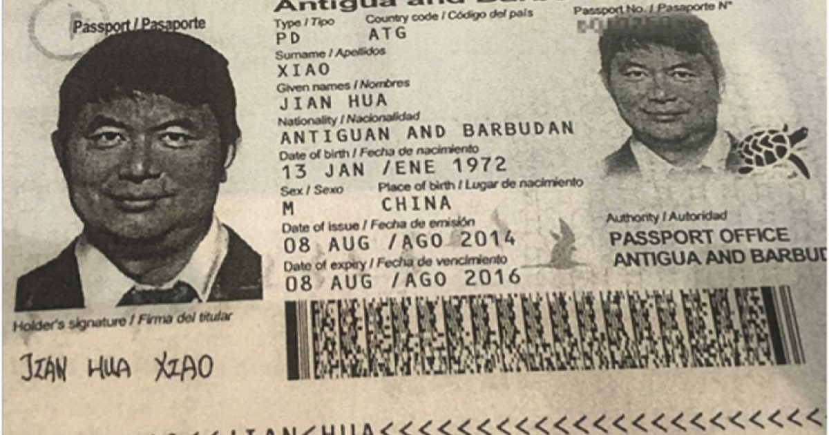 The curious case of the Canadian with eight citizenships - Asia ...