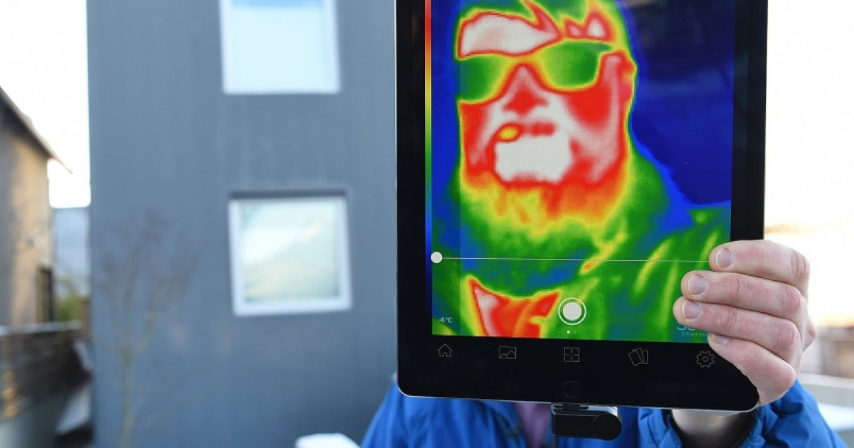 Thermal imaging pilot project heats up - Vancouver Is Awesome