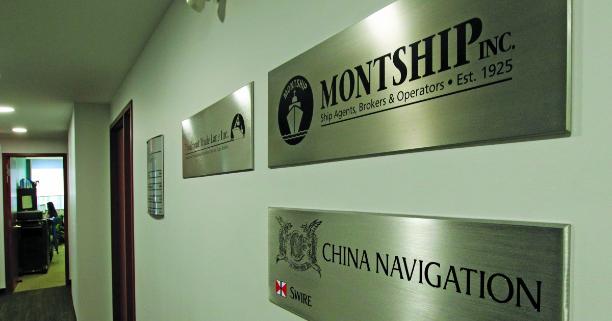china navigation co  chooses vancouver for its north american head office