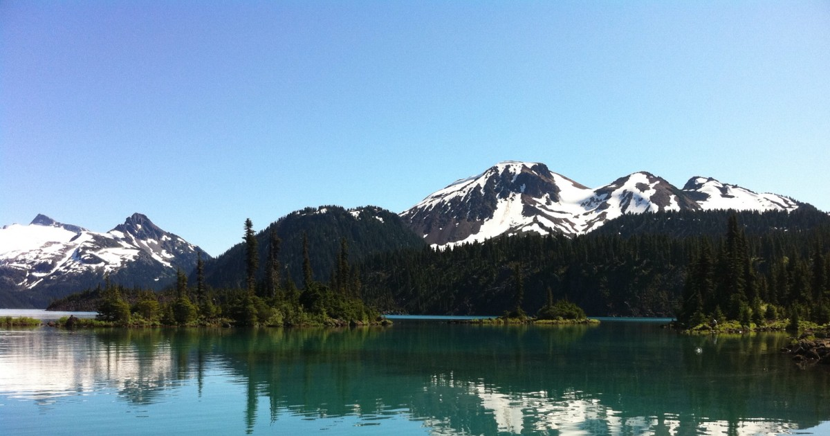 B.C. campgrounds will be swamped this summer - Hospitality ...