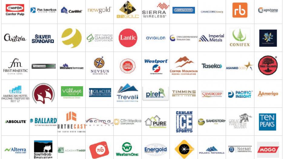 Top 100 public companies lesser lights landing larger for Top ten lighting companies