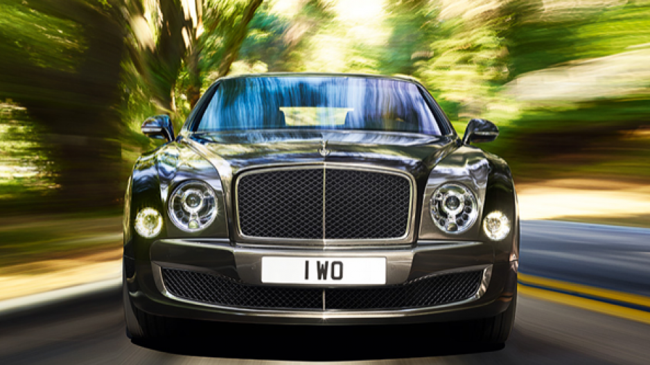 Cruise gently in a Bentley – the new 2015 Mulsanne Speed ...