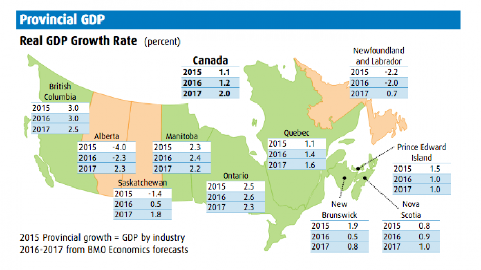 3ee9d89170c5 B.C. expected to lead country in economic growth in 2017: BMO ...