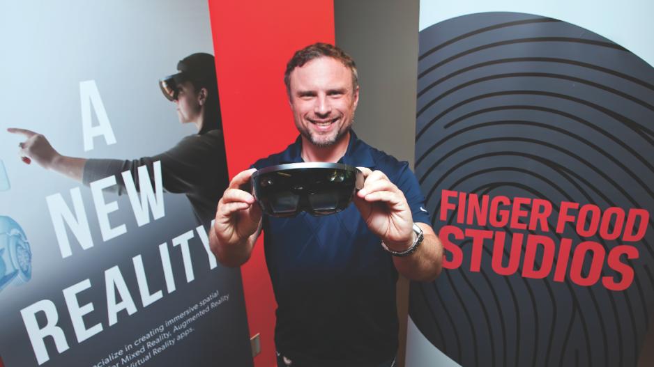B C  firm lands Microsoft HoloLens program, ushers in
