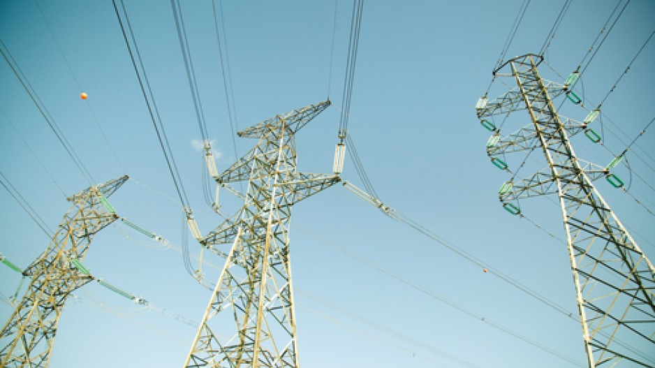 Independent power producers to build McBride power line