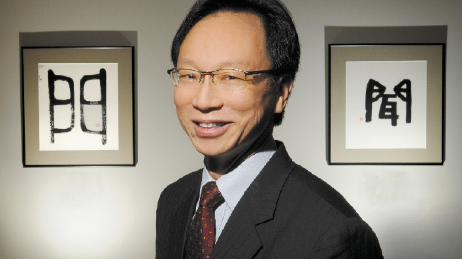 Yuen Pau Woo: Asian equations - | Business in Vancouver