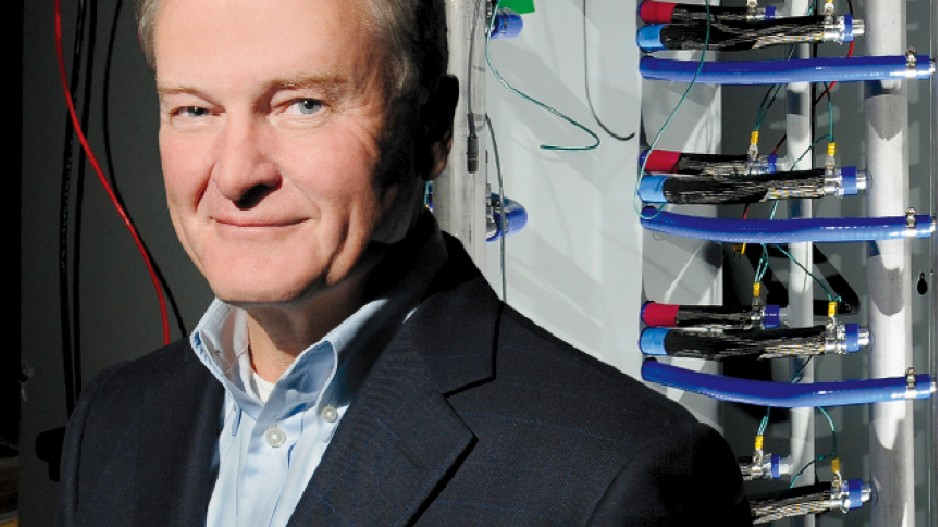 John Sheridan: The hydrogen fuel sell -   Business in Vancouver