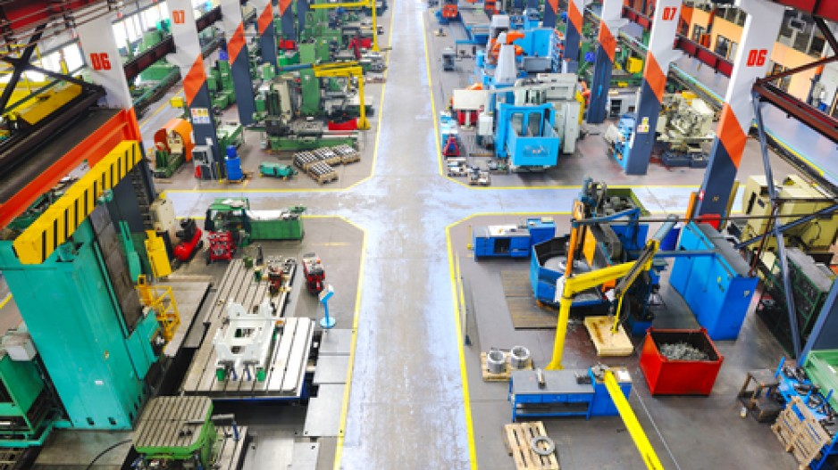 B C  manufacturing: small but strong - Retail