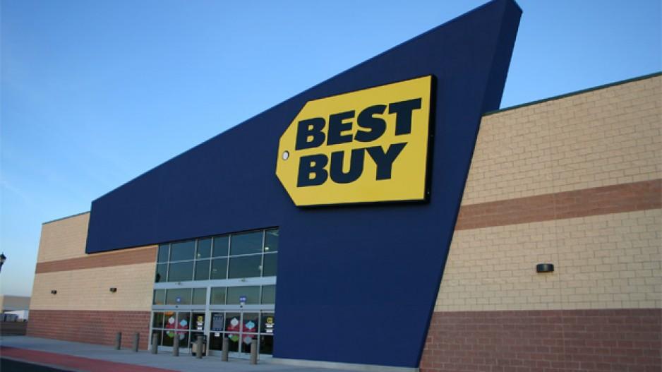 Best Buy sales soar in U S , plunge 25 6% in Canada - Retail
