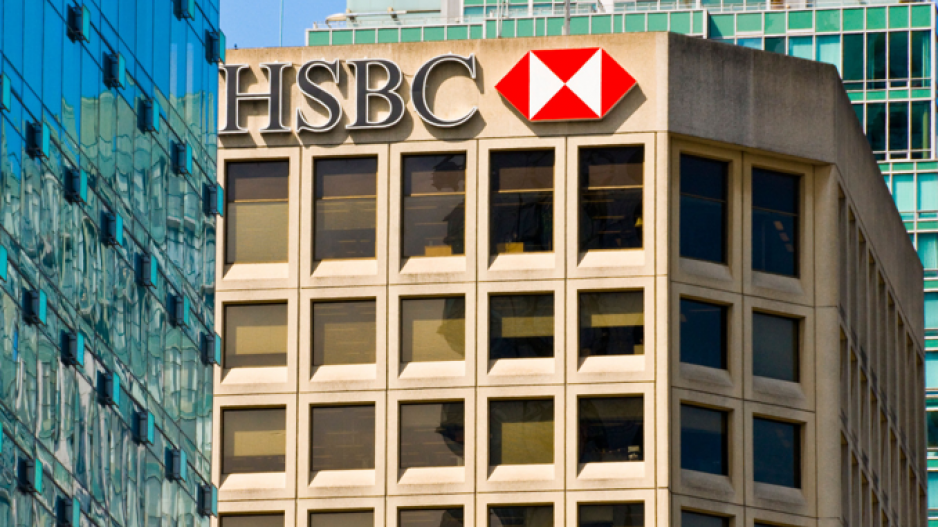 Profit drops $44m at Vancouver-based HSBC Bank Canada amid low