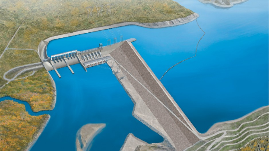 BC Hydro restarts push for Site C dam plan approval