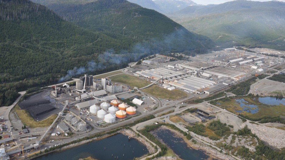 Rio Tinto selling Kitimat wharf and land to LNG Canada ...
