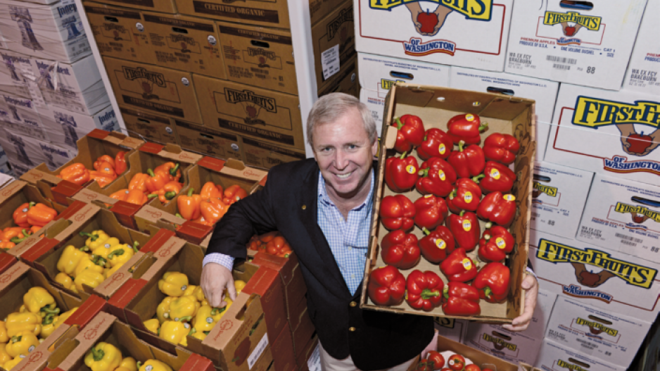 Harsh winter is sweet news to B C  fruit distributor - Resources