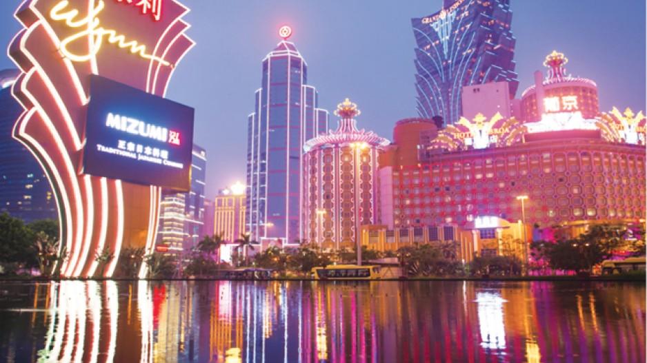 Asian gambling city crossword