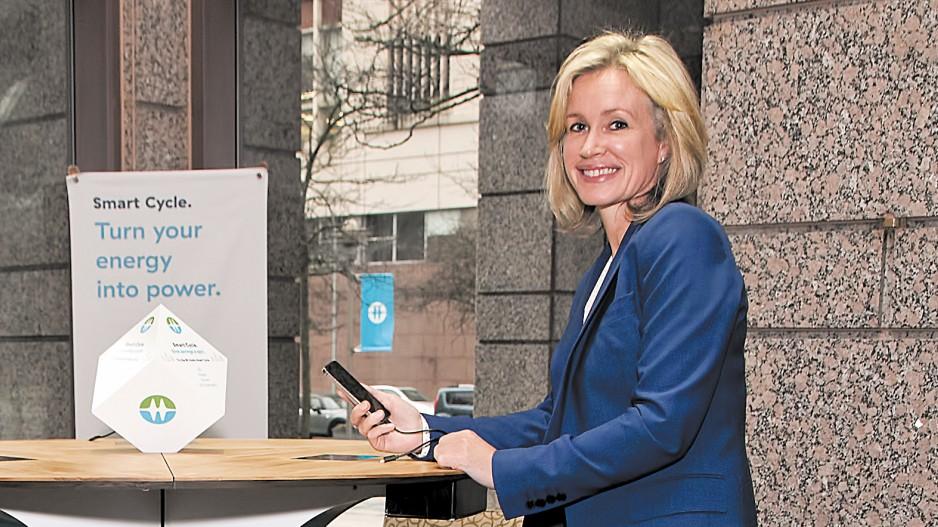 Profile: Jessica McDonald, president and CEO, BC Hydro