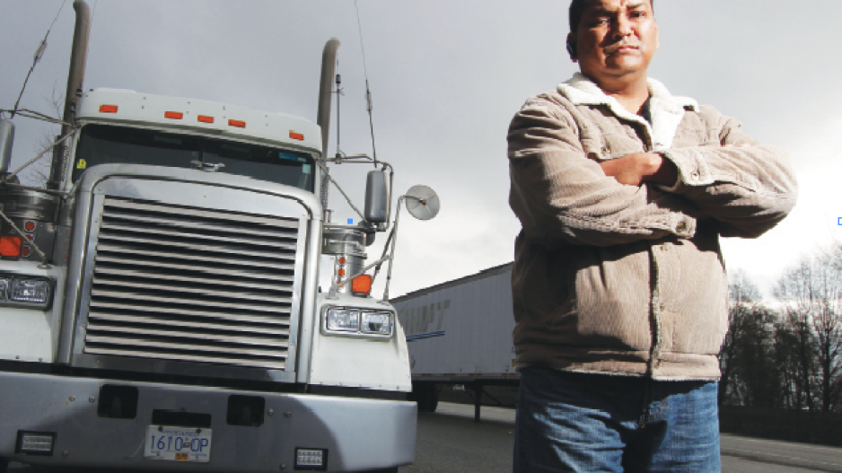 Truckers win: court rules against Port Metro Vancouver in