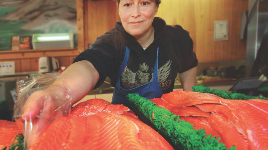 Sustainable Seafood - Sierra Club BC
