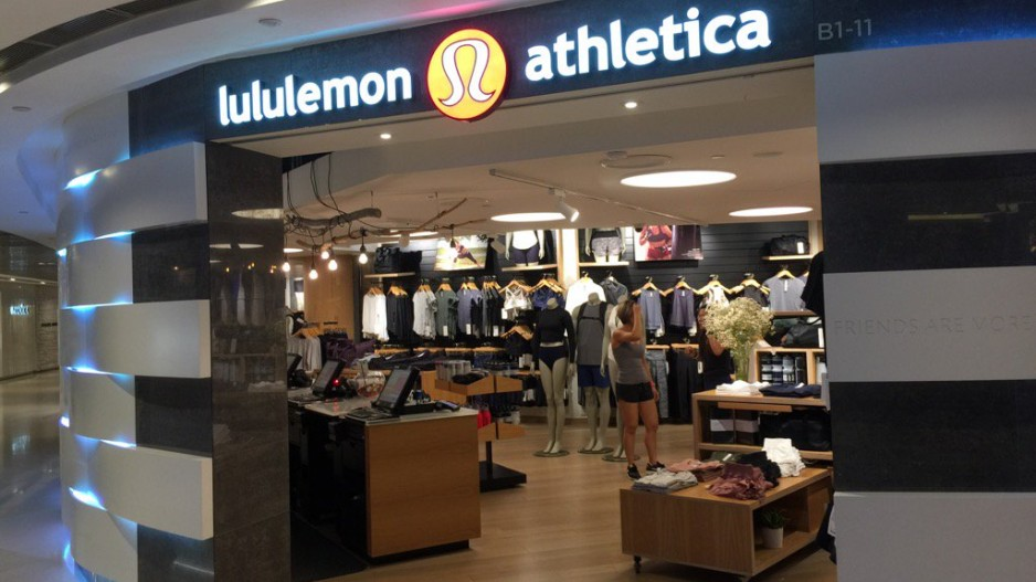 ad4af1a2d9d Updated] Lululemon to close 40 Ivivva stores; shares surge - Retail ...
