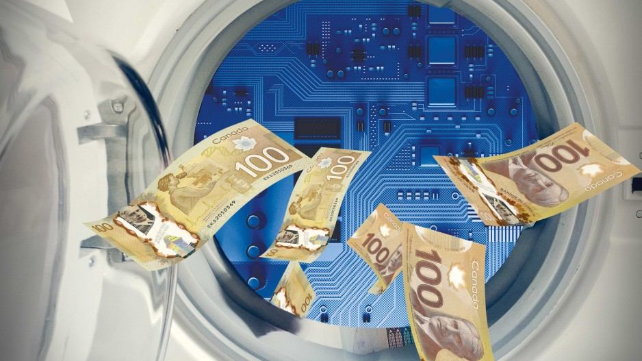 B C  real estate sector makes money-laundering recommendations