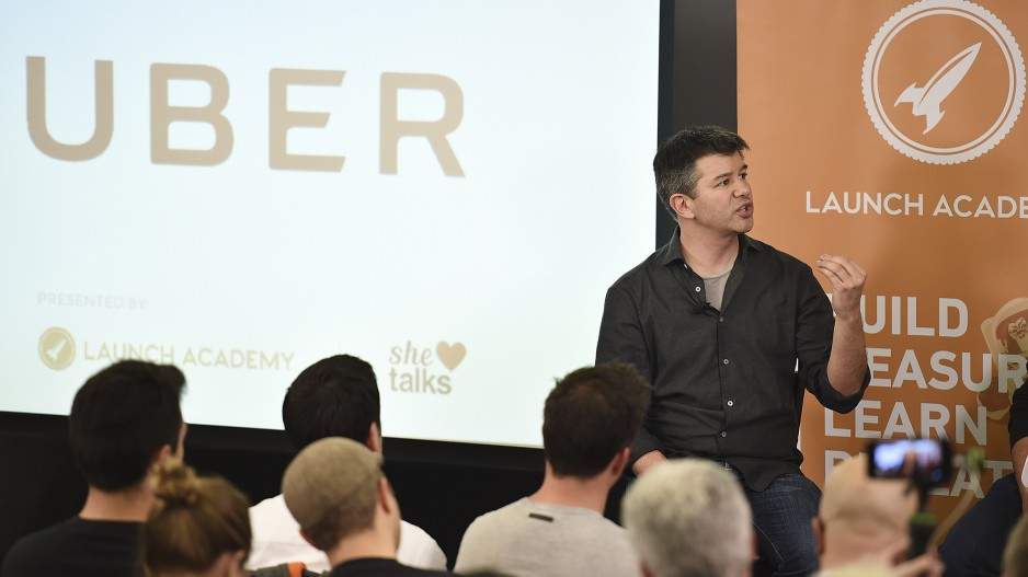 updated uber ceo says vancouver rules 39 need to bend for. Black Bedroom Furniture Sets. Home Design Ideas