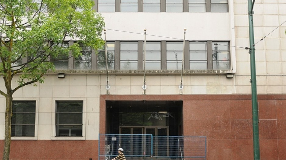 Vacant DTES police station to house tech and social