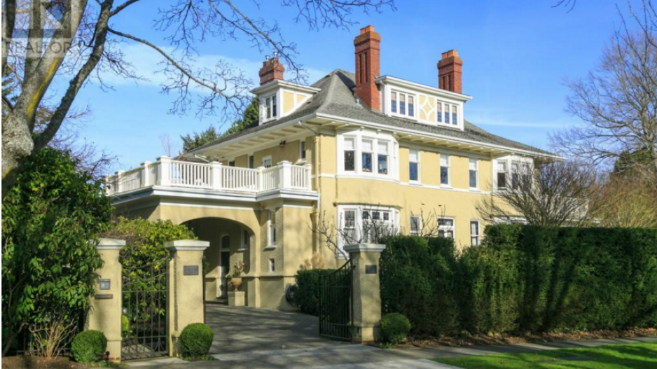 Victoria ranked world 39 s third hottest luxury home market for Luxury homes victoria