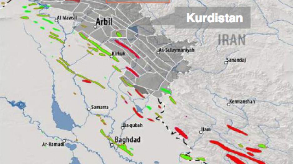 Vancouver junior producing oil in Kurdistan - Resources