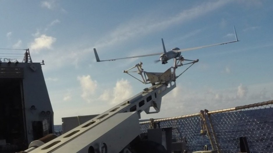 Boeing Subsidiary Specializing In Drones Renews Contract With Ballard Power Systems