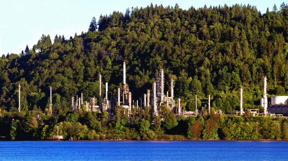 Burnaby refinery shutdown causing gas price spike - Economy, Law