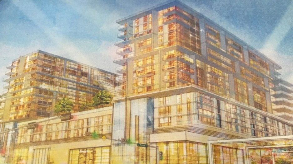 Apartment towers planned for Richmond Centre mall - Real Estate