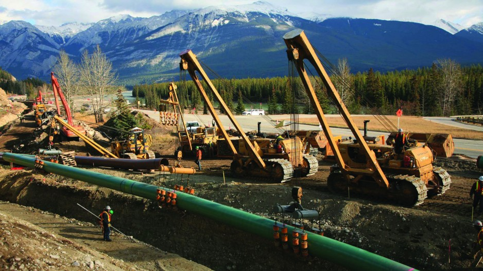 The big squeeze: pain ahead if Alberta cuts oil flow to B C