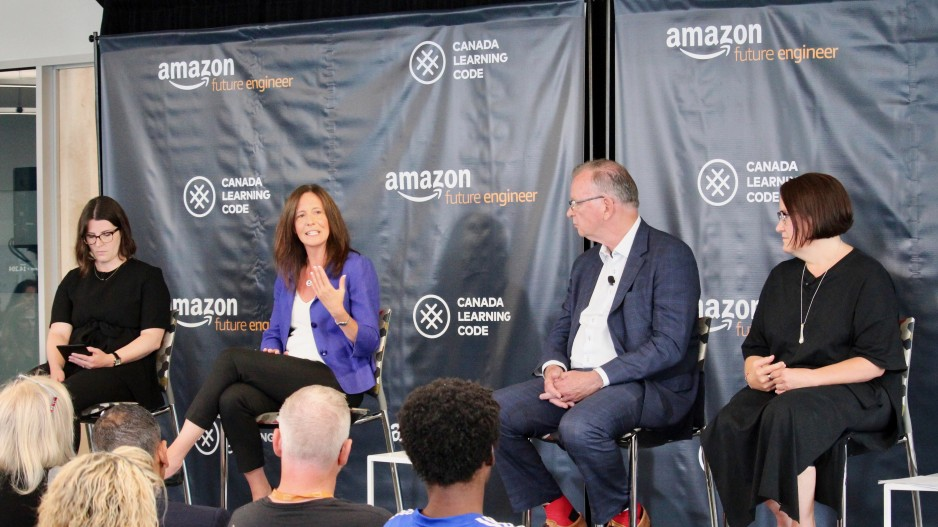 Amazon announces donation to expand youth coding capabilities and